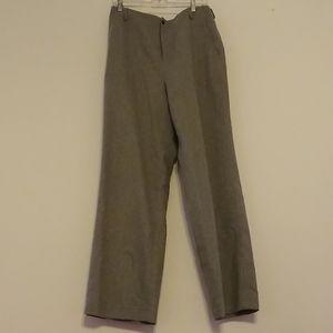 Wool dress pants